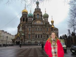 Mari em Moscou