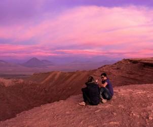 Lua de Mel no Atacama