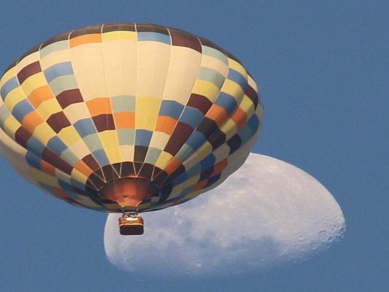 Voo de Balão Chapada dos Veadeiros